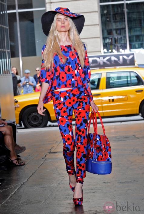LAS PROPUESTAS DE DKNY EN NUEVA YORK PARA LA PRIMAVERA