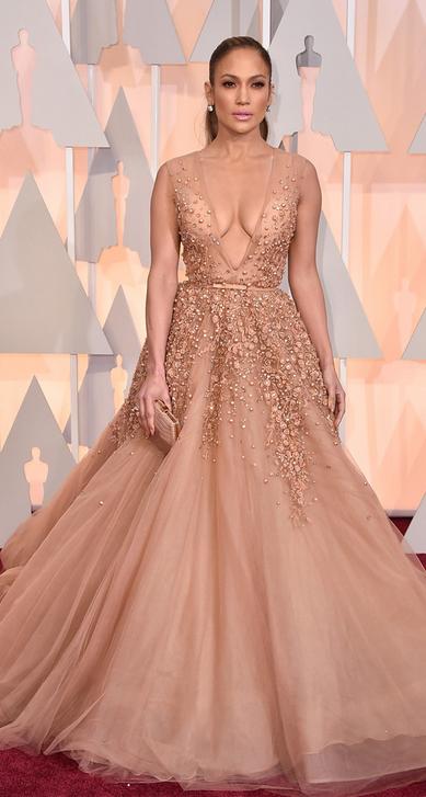 Jennifer Lopez. Elie Saab